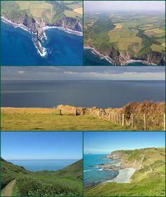 Marsland Mouth Cornwall