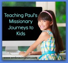 When I was a child I spent lots of time in Sunday school learning about Jesus and his followers. My Sunday school teachers would teach the lesson, sing songs, read Bible picture books, and provide ...