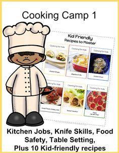 **** A Better Way to Homeschool****: Teaching Kids to Cook