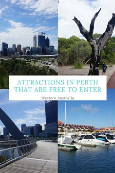Perth in Western Australia is full of fun attractions all within close vicinity of the city, here are a few of the attractions that are free to enter.