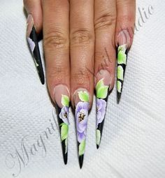 Magnifique Nail Studio by azja from Nail Art Gallery