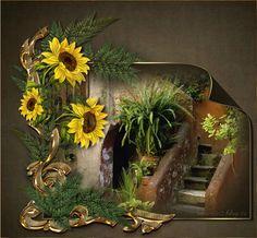 obrázky různé 1 | Tvoření Grapevine Wreath, Grape Vines, Wreaths, Autumn, Pretty, Plants, Blog, Painting, Decor