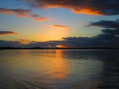 New Caledonia, Sunset