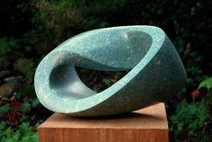 Jan van der Laan - Infinita, Opaal serpentijn, 2012