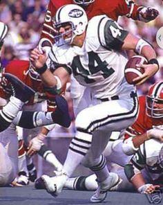 John Riggins - I only remember him playing as a Washington Redskin: