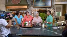 Ok all you grocery lovers, it is that time again for you to tune in and watch the sisters on Paula's Best Dishes! This Saturday we will be on the Food Network cooking up some fine groceries with Paula! Hope that you enjoy the show as much as we enjoyed doing it!    Tune In:  •May 12, 2012   10:00 AM ET/PT