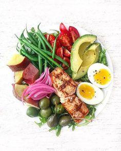 yummy salad inspirat