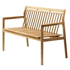 Nordic Home, Stool, Chair, Outdoor Furniture, Outdoor Decor, Teak, Interior Design, House Styles, Inspiration