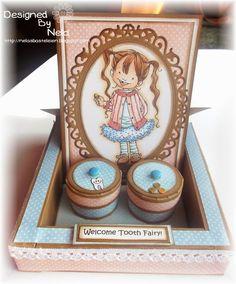 Tooth Fairy Easel-Box