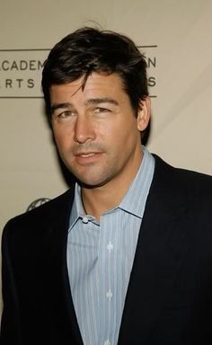 Kyle Chandler  Such a doll!   Buffalo Born!   PattyOnSite  This guy looks like the Young guy on 3s Company I think his name was Tom Ritter but I could be wrong