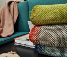Norske pledd fra Røros er populære i utlandet. Nå skal selskapet vokse ytterligere, og med seg på laget har de flere av Norges beste designere og produktdesignere.  Botrend.no