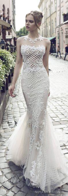 Noya by Riki Dalal Bridal 2018 Shakespeare Collection #weddingdress