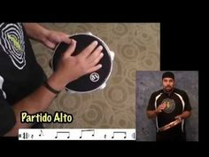 Pandeiro! Samba and Partido Alto play along and class with Marcus Santos
