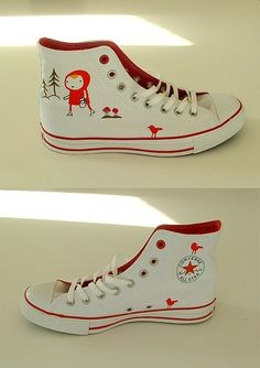 Too bad they would not look good very long. converse e26728143