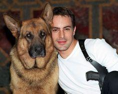 Rex (Rett Butler) & Alexander Brandtner (Gedeon Burkhard)