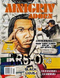 Ainigriv Adorn Power edition magazine.