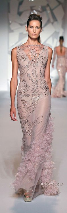 Abed Mahfouz - Couture - Fall Winter 2012 - 2013 http://www.abedmahfouz.com
