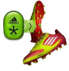 on sale ab827 182a6 adidas miCoach  Speed Cell Adidas Zapatos Mujeres, Engranaje De Fútbol,  Preparación, Fútbol