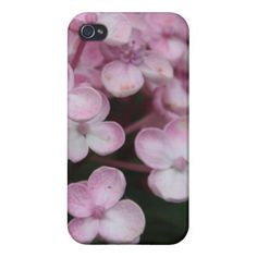 Hydrangeas Case For iPhone 4 $39.95