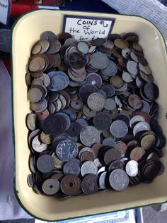Location Notting hill #coins