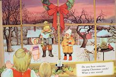 Baby's Christmas illustrated by Eloise Wilkin