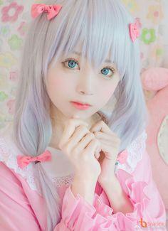 Thiên thần tóc bạch kim vốn là biệt danh dành cho nàng Emilia xinh đẹp của Re: Zero! Nhưng trong anime mùa Xuân này, cả dàn hot girl tóc bạch kim đang làm điên đảo bao trái tim otaku, trong đó phải kể đến nàng em gái khép kín Sagiri của Masamune Izumi rồi!