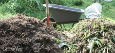 Crank up your compost this fall.