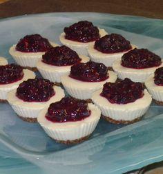 Lemon Berry Cheesecake