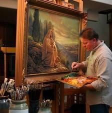 Greg Olsen Art Official | LDS artist Greg Olsen exhibition to feature three new works