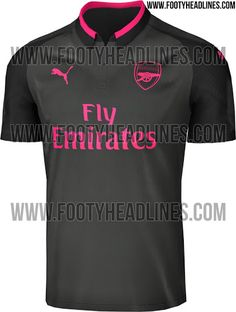 Officiel Maillot Foot Arsenal 2017-2018 Third Pas Cher