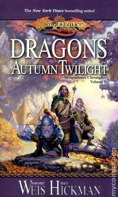 DragonLance Chronicles Volume 4 - Dragons of Summer Flame. Description from mycomicshop.com. I searched for this on bing.com/images