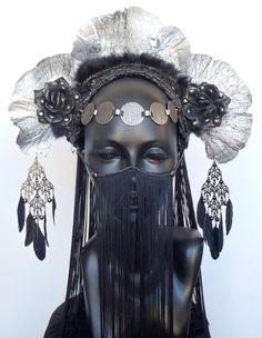 Joyería para cabeza y cara. - Head jewelry