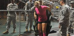 Soldier May Have Broken World Record For Fastest Mile Run In A Bomb Suit