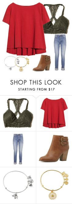 """~ it's too hottt ~"" by southern-preppster on Polyvore featuring Hollister Co., Max&Co., Yves Saint Laurent, Charlotte Russe and Alex and Ani"