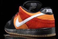 Nike SB Dunk Low Black Cinnabar Copper Flash | Sole Collector