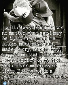 Kids Discover 30 Beautiful Images of Mother and Child with Quotes Mommy Quotes, Mother Quotes, Quotes For Kids, Great Quotes, Quotes To Live By, Life Quotes, Inspirational Quotes, Father And Son Quotes, Funny Son Quotes