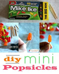 Throwing a Mini Birthday Party | Mini Decorating Ideas | Mini Food Ideas | More creative ideas on TodaysCreativeLife.com  #spon