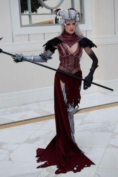 Dragon Age 2: Flemeth 3 by AmazonMandy.deviantart.com on @deviantART