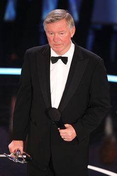 Sir Alex Ferguson accepts the Laureus Lifetime Achievement Award on behalf of Academy member Bobby Charlton on stage at the 2012 Laureus World Sports Awards at Central Hall Westminster on February Get premium, high resolution news photos at Getty Images Slytherin Harry Potter, Harry Potter Movies, Bobby Charlton, Central Hall, Matthew Lewis, Sir Alex Ferguson, Sports Awards, Lifetime Achievement Award, Tom Felton