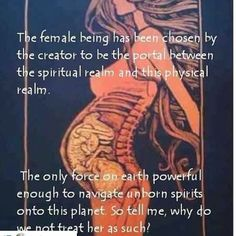 Truth! Women Know Your Worth! You Are A Sacred Temple