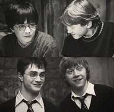 Ron and harry geek harry potter, ron, harry, harry potter pictures. Ron Weasley, Harry Hermione Ron, Ron And Harry, Harry Potter Ron, Harry Potter Pictures, Harry Potter Aesthetic, Harry Potter Quotes, Harry Potter Movies, Harry Harry