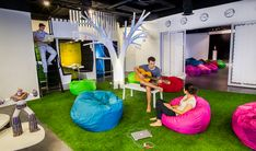 DREAM OFFICE: Mindvalley New Office