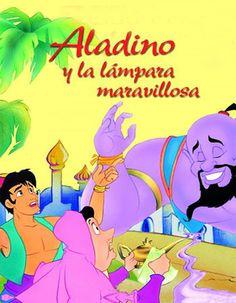 Cuento de Aladino y la lámpara maravillosa