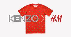 Express yourself with this bold and bright piece from the KENZO x H&M collection. #KENZOxHM