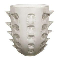 Lalique Corinthe Vase For Sale at 1stdibs