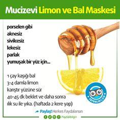 Miraculous Lemon and Honey Mask # health # usefulinformation Useful Scholar – Cosmetic Ideas Beauty Care, Beauty Skin, Beauty Hacks, Homemade Skin Care, Homemade Beauty, Healthy Beauty, Healthy Life, Natural Skin Care, Natural Health
