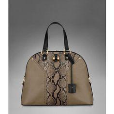 aaa replica ysl muse oversized bag in alligator