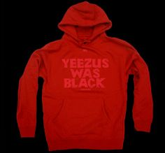 """Much like our """"Black Jesus"""" collection, this UNDRCRWN hoodie was inspired by Black Jesus of another name.... and that is the one and only Kanye """"Yeezus"""" West."""