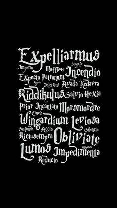 iphone wallpaper harry potter Harry Potter Spells Wallpaper by SayaDiva - 69 - Free on ZEDGE Harry Potter Tumblr, Harry Potter Kawaii, Dobby Harry Potter, Harry Potter Spells, Theme Harry Potter, Harry Potter Pictures, Harry Potter Quotes Wallpaper, Harry Potter Artwork, Harry Potter Drawings