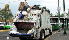 Bordo Poniente Landfill, Mexico City